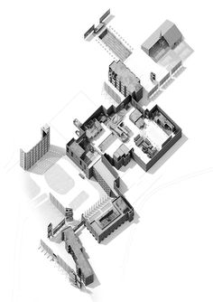Axonometric of New Liberty, NY 12754 by Jongwon Na | The Architectural Review