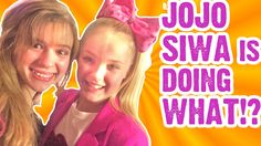 Yeah baby! It's a double-episode with #DanceMoms star #JoJoSiwa - and she teases about her new book JoJo's Guide to the Sweet Life #PeaceOutHaterz - plus, I question her on just how real things are on #Dance Moms! Hmmmm 💖