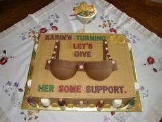 Cake 50th Birthday