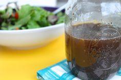 Simple Salad Dressing Recipe - Paleo Plan