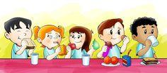 Música Infantil Escola -  A hora da merenda
