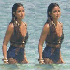 Bharatbytes: Katrina Kaif Bikini Photo From Baar Baar Dekho