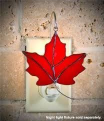 Image result for maple leaf stained glass pattern
