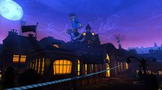 SLY COOPER THIEVES IN TIME - STORY TRAILER - PS VITA PS3