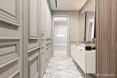 Flat in London. on Behance Interior Design Studio, Interior Design Inspiration, London Apartment Interior, Aesthetic Solutions, Living Room Windows, Cool Apartments, Luxury Living, Living Room Designs, Behance