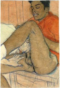 Boys And Men In Art
