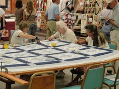 Pictures Of People Quilting - Google Search