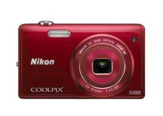 Introducing Nikon COOLPIX S5200 WiFi CMOS Digital Camera with 6x Zoom Lens Red. Great Product and follow us to get more updates!