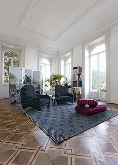 Roche Bobois - Christian Lacroix Maison collection #RocheBobois #FrenchArtDeVivre