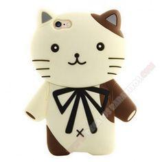 Carcasa 3D divertida diseño kitty gatito para el Xiaomi Mi4i / Mi4c