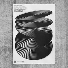 Jaemin Lee's gloriously retro exhibition identities and poster designs. (See…