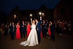 The sunsets at around in April. Perfect for organising a fireworks display or sparklers with all your evening guests. Fine Art Wedding Photography, Dark Night, Organising, Sparklers, Fireworks, Sunsets, Groom, Wedding Day, Wedding Inspiration