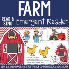 Farm early reader- D