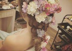 日本人がやってもやっぱり可愛い♡憧れのラプンツェルヘアをしているインスタの先輩花嫁さんまとめ♡ | marry[マリー]