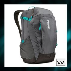 b61fcd7990 EnRoute Triumph 2 Daypack Thule universal backpack with laptop compartment