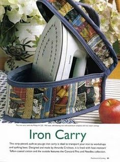 Iron carrier