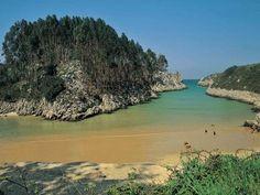 Playa de Guadamía. LLanes
