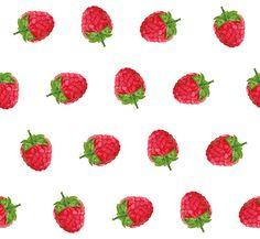 Poligonal fruits pattern on Behance