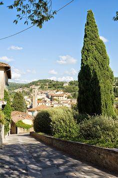 Fiesole, Toscana, Italy