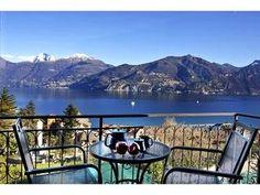 Menaggio  has a pool  3 bedrooms, sleeps 6, £100  Min/Per Night