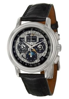 Zenith ChronoMaster T Moonphase Men's Automatic « Holiday Adds