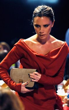 Victoria Beckham at The Women's Conference in California, October 2010