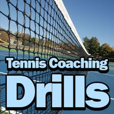 3 Incredible Tennis Coaching Drills:  http://www.besttennisdrills.com/tennis-coaching-drills/  #tennis #coaching #drills