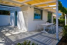 outdoor living space...so much important when you are on holiday!!!