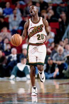 "UNDRCRWN ""The Brand for Champions"" | #GP #theglove #sonics #seattle #GaryPayton #basketball #sports"