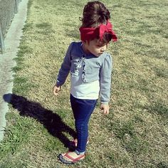 Toddler Girl Fashion: My 3 Year Old Dresses Better Than Me Fashion Kids, Little Girl Fashion, Toddler Fashion, Toddler Outfits, Look Fashion, Kids Outfits, Atlanta, Baby Swag, Girl Swag