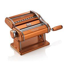 Marcato Atlas 150 Pasta Maker, Copper Marcato https://www.amazon.com/dp/B001H8MQYC/ref=cm_sw_r_pi_dp_uHwNxbE518A5P