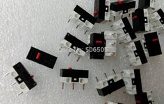 Miễn phí vận chuyển chuột cảm ứng chuyển đổi nút chuột 10 cái/lốc