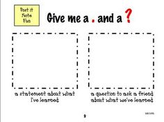 Here's a set of ideas for checking for understanding.
