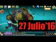 Plants vs Zombies 2 - Evento - Mision - 27 Julio'16 - GAMEPLAY IOS