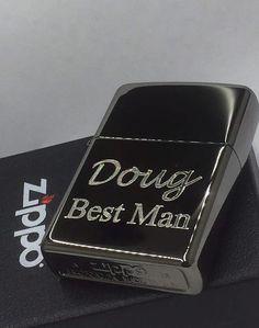 BLACK ICE Personalized Zippo Lighter Engraved Lighter Best