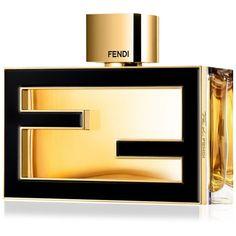 FENDI Fan di FENDI Extreme Eau de Parfum, 2.5 oz (425 RON) ❤ liked on Polyvore featuring beauty products, fragrance, perfume, accessories, beauty, perfume fragrances, fendi perfume, eau de perfume, fendi fragrance and black heart perfume