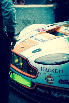 Aston Martin Vantage @ 24H du Mans 2013