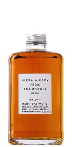 The Japanese sure know how to surprise. Made by the Yoichi distillery, the second and smaller distillery of the Nikka Whisky Company. It was founded in 1934 by one of the two mo...