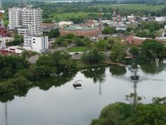 Colombia - Cienaga Miramar, Barrancabermeja Santander.