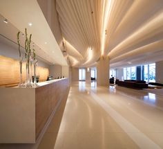 Hilton Pattaya Hotel by Department of Architecture #architecture #interiordesign #hospitality