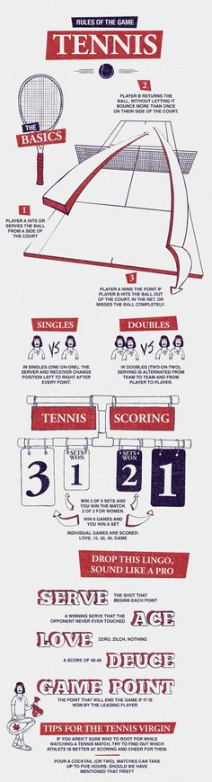 The Rules Of Tennis - TownandCountryMag.com