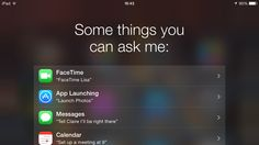 7 great Siri Tricks. I'd add to this using Siri to read you emails and texts that you receive while driving (you can ask her to read your last email or text to you). Of course, as long as your OK security wise with giving Apple's servers access to your email.