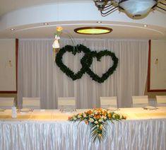 szív dekoráció esküvőre - Google keresés