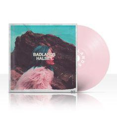 Badlands (Vinyl) http://www.myplaydirect.com/halsey/badlands-vinyl/details/117464549?cid=social-pinterest-m2social-product&current_country=US&ref=share&utm_campaign=m2social&utm_content=product&utm_medium=social&utm_source=pinterest $21.98