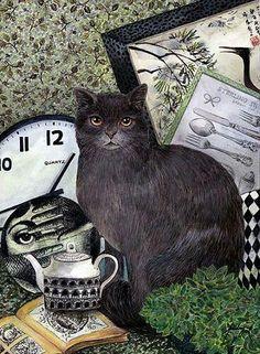 Gato -  Rachel Parker