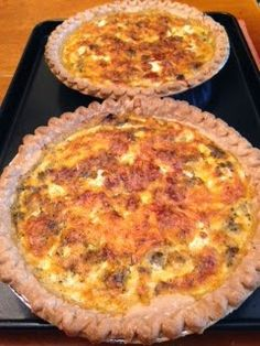 Toddler Trails and Tails: Mouth-Watering Sausage, Cheese, And Onion Quiche