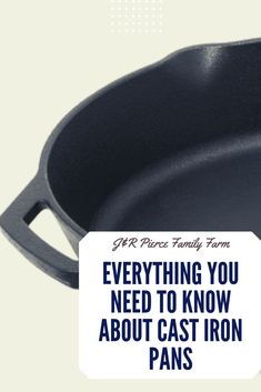 Think you know everything there is to know about cast iron cookware? This is why you should be cooking with cast iron in your homestead kitchen. Diy Herb Garden, Garden Bar, Blue Garden, Garden Signs, Garden Ideas, First Aid Tips, Pioneer Life, Cast Iron Recipes, Gardening Tips
