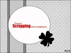 Skisse kort #04 « scrapping.no