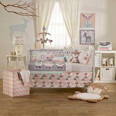 Pillow - Sparrow Fox - Living Textiles Co.