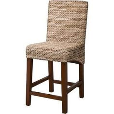 """142 each need 4 for kitchen Counter Stool: Mudhut Andres 24"""" Counter Stool - Honey"""